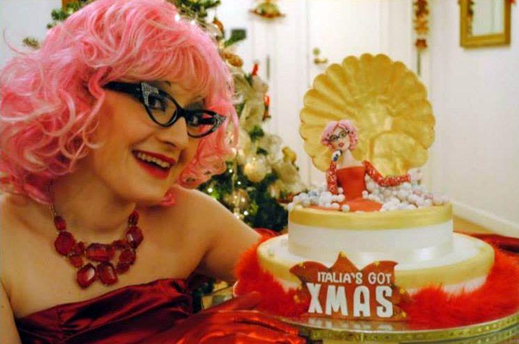 Arriva la Rossella-cake