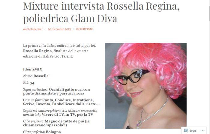 'Poliedrica Glam Diva'