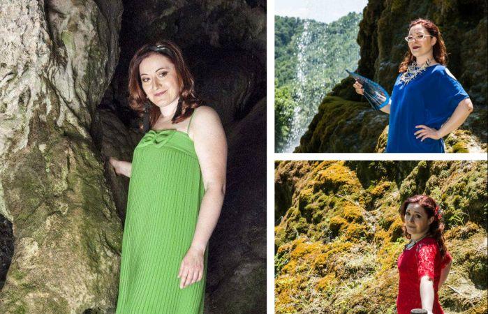 Look da Regina alle Grotte