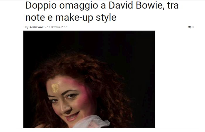 Tributo a Bowie