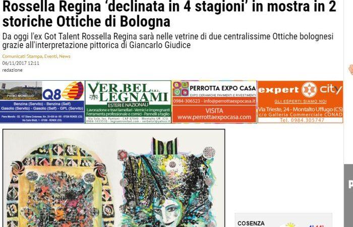 Rossella in '4 Stagioni'