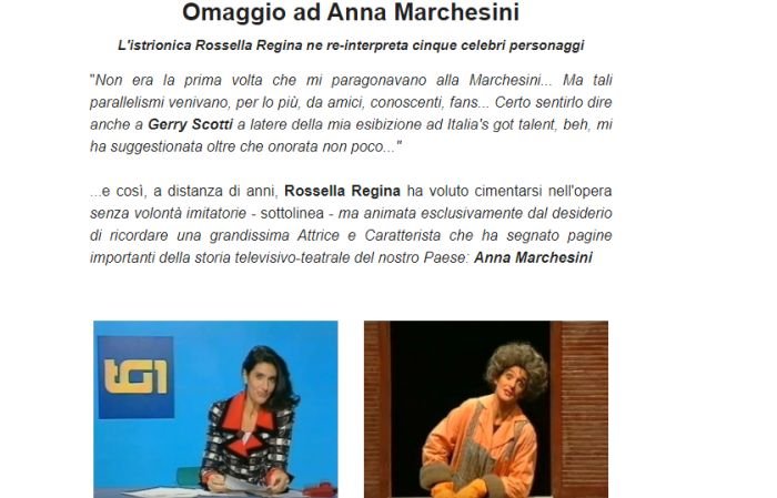 Rossella come la Marchesini